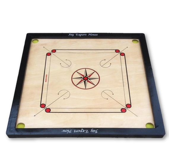 קארום- קארומבול- CARROM BOARD C105