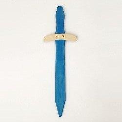 חרב אבירים מעץ 132B