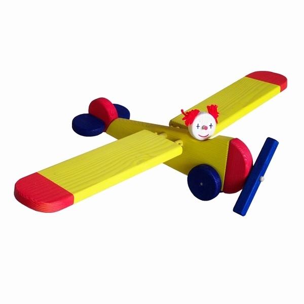 מובייל מטוס מעופף מעץ 616004