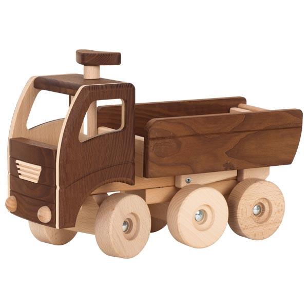 צעצועי עץ GOKI משאית מעץ 55914