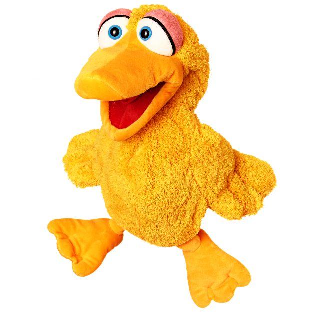 LIVING PUPPET ברווז מצחיק W665