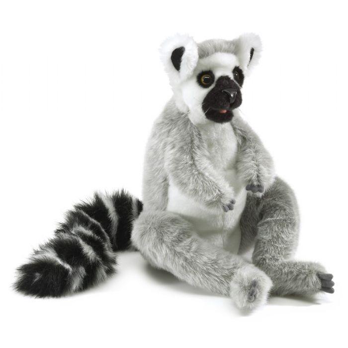 FOLKMANIS בובת למור מדגסקר 3159