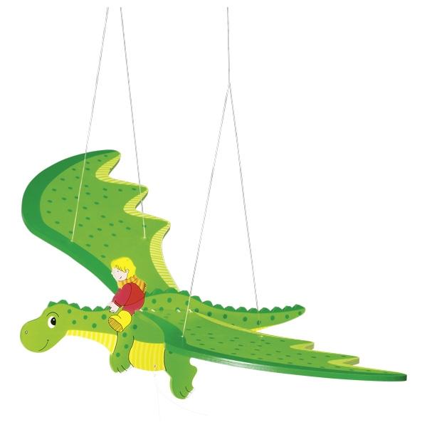 GOKI דרקון ירוק מעופף לתלייה 52932