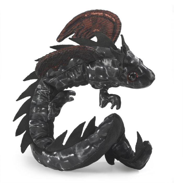 FOLKMANIS  דרקון שחור 3163