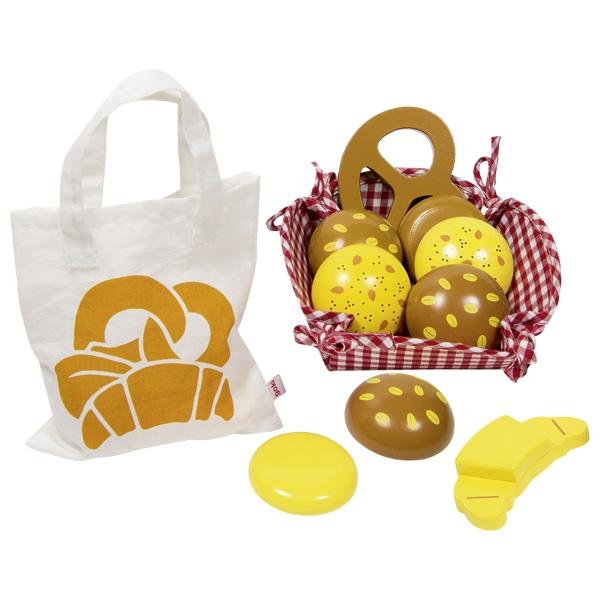 צעצועי עץ GOKI סט עוגיות 51704