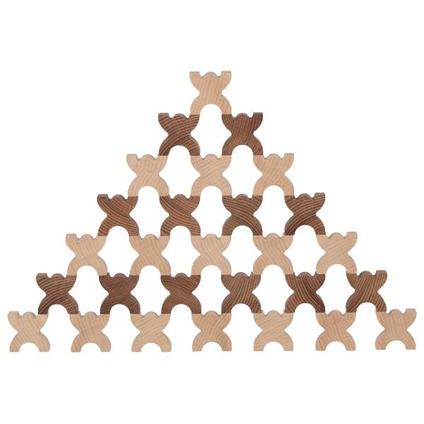צעצועי עץ GOKI איש הX  58717