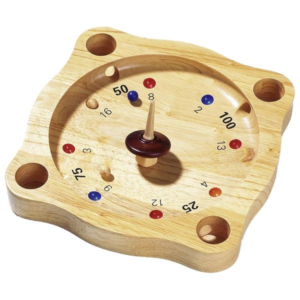 צעצועי עץ GOKI רולטה טירולית  HS051