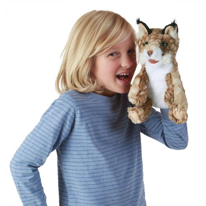 FOLKMANIS חתול בר  גור בובקט 3158