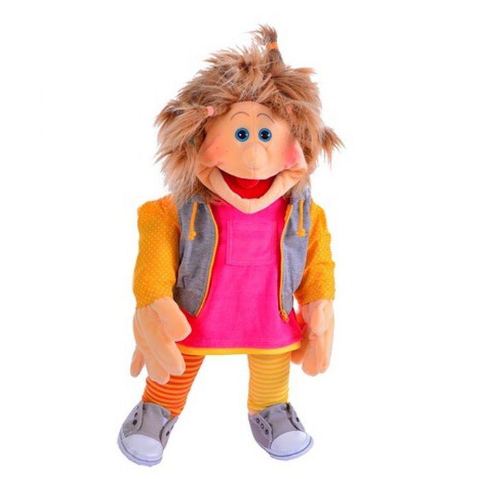 living puppets בובת ילדה 'לאנה' W732