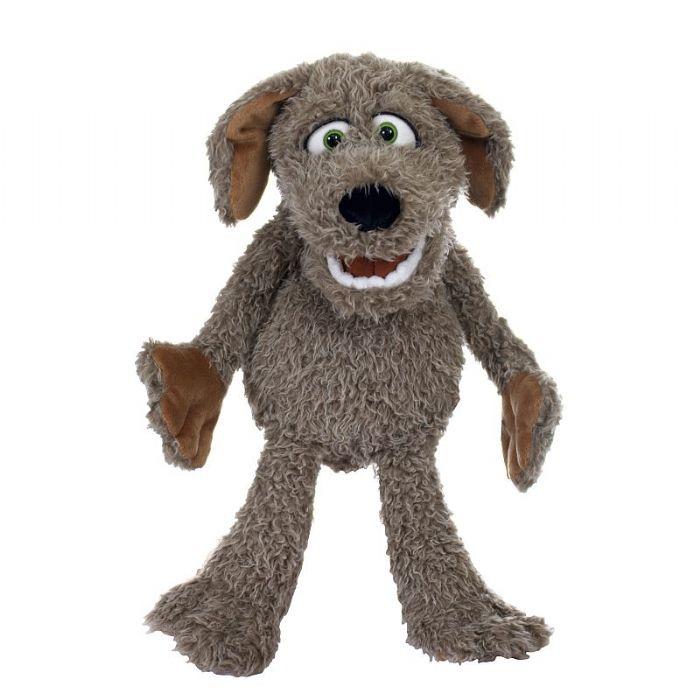 living puppets  בובת הכלב סוקרטס  W799