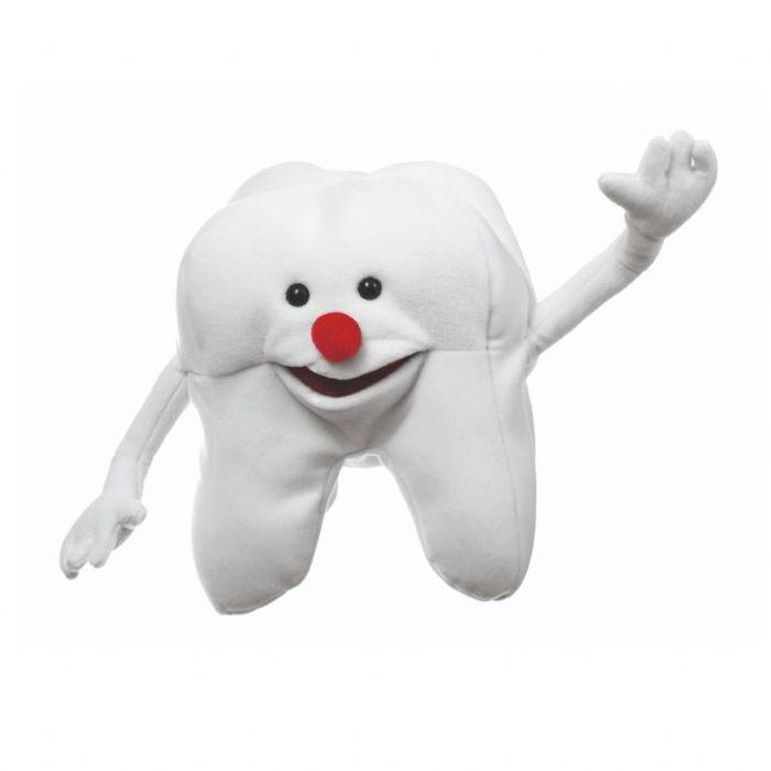 LIVING PUPPETS בובת שן W024