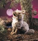 FOLKMANIS זאב הערבות קויוט 2226
