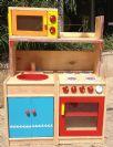 מטבח מעץ לילדים מסוג רוני