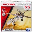 MECCANO מסוק להרכבה 15201C