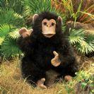 FOLKMANIS שימפנזה קטנה 2877