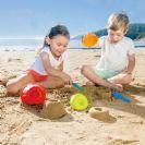 HAPE צעצועים לחוף הים ערכת עוגות E4055