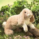 FOLKMANIS בובת ארנב שמוט אוזניים 2838
