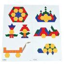 גיאומטריק-פסיפס ARTISTIX 250 יחידות 2577