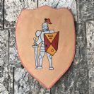 מגן מעץ 'עצמת  הפלדה' M1001