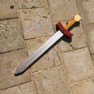 חרב מעץ 'להט הפלדה'   H1005