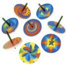 צעצועי עץ סביבון מצויר GOKI 62991