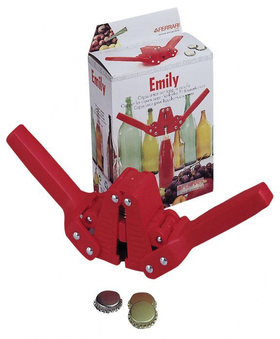 פוקק אמילי Emily Crown Capper