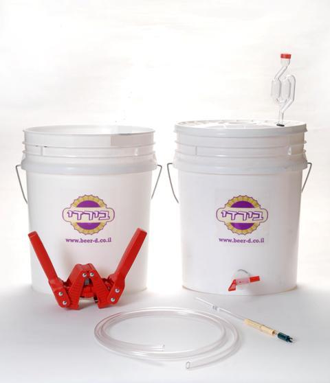 ערכת ציוד מורחבת Full Brewing Equipment Kit