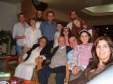 פסח 2006 בטבריה,עם הבנים,הכלות והנכדים והנכדות