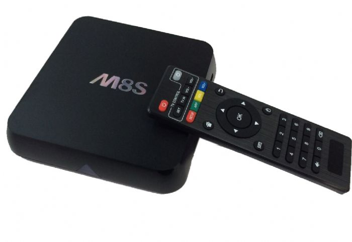 M8s Android Tv Box Kodi