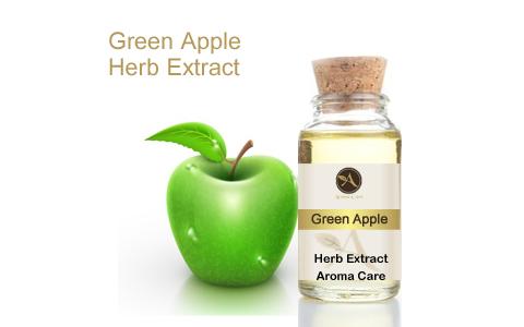 מיצוי מצמח מרפא תפוח ירוק