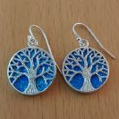 Tree Eariings L6E