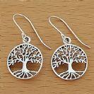 Tree Earrings L5E