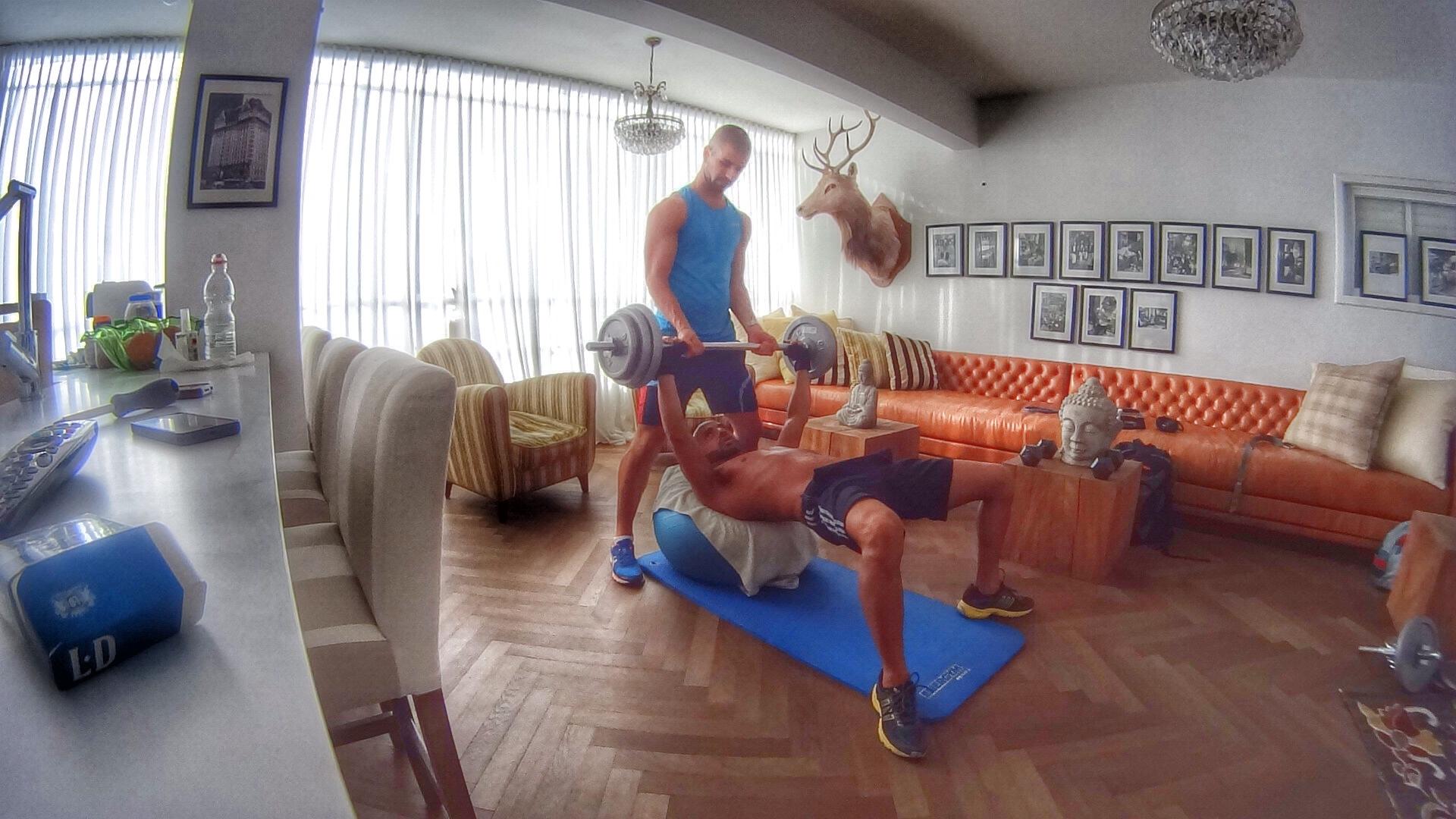 אימון אישי להגדלת מסת שריר