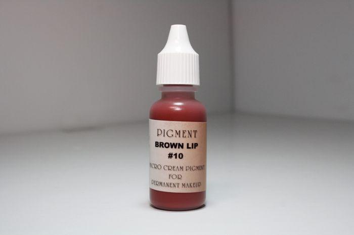 Brown Lip 10