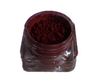 Maroon Brown 6-Powder Addition