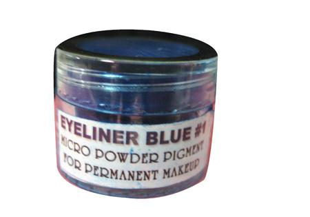 Blue 1-Powder Addition