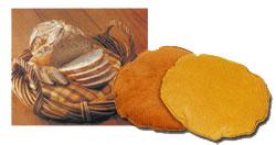 כרית לחימום לחם/לחמניות