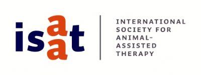 איגוד בינלאומי למטפלים בעזרת בעלי חיים isaat לוגו