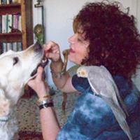 סרינה רון שטוסל – תרפיה בעזרת בעלי חיים