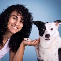 הודיה וסרמן טיפול בעזרת בעלי חיים