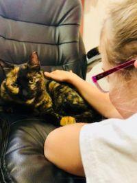 דנה ברזק - מטפלת בעזרת בעלי חיים