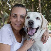 איילת קליין ליטן - טיפול בעזרת כלבים