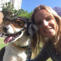 פלורי אמבון - מטפלת רגשית בעזרת בעלי חיים
