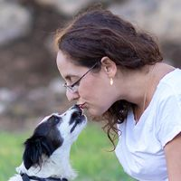 ליבנה יעקב - מטפלת רגשית בעזרת בעלי חיים
