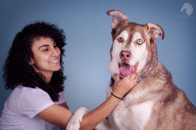 טיפול רגשי בעזרת בעלי חיים - הודיה וסרמן