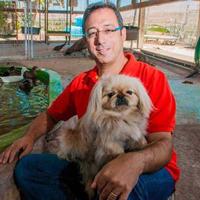 """ד""""ר יוני יהודה – מטפל מומחה בעזרת בעלי חיים"""
