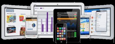 תוכנת מסופונים על מגוון מכשירים Cross Platform