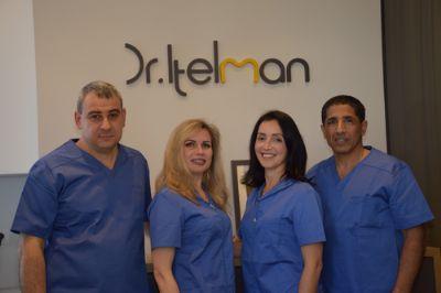 צוות המרפאה דוקטור איטלמן