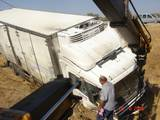 חילוץ משאית כביש 6 - שלב ב