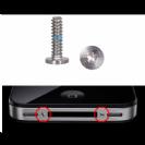 ברגים תחתונים לאייפון 4